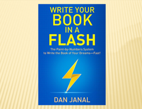 Write Your Book in a Flash Now Available on Amazon – GO!