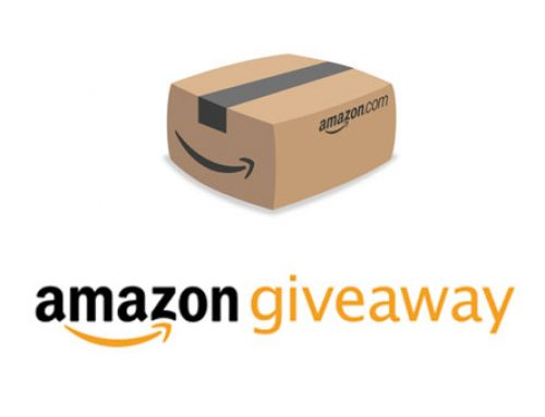 Sell More Books with an Amazon Giveaway