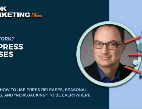 Book Press Releases, And Do They Work? – Book Marketing Show with Kindlepreneur Dave Chesson