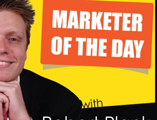 "Dan Janal Featured on ""Marketer of the Day"" with Robert Plank"