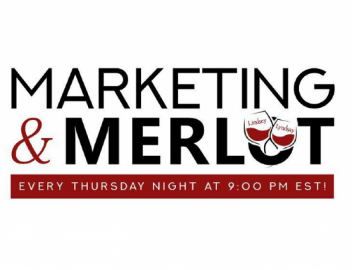 "Dan Janal Appears on ""Marketing & Merlot"" with Lindsey Anderson and Lyndsay Phillips"