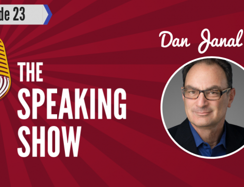 "Dan Janal Featured on ""The Speaking Show"" with David Newman"
